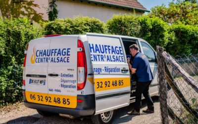 Maintenance chauffage à Marckolsheim
